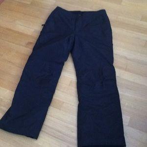 Land's End Ski pants used once.